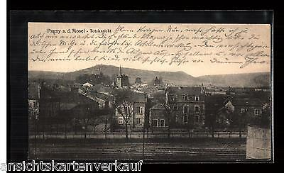 505.949  Pagny a.d. Mosel, Totalansicht, Pagny-sur-Moselle, gl1916