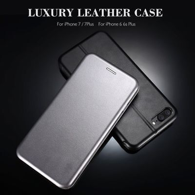 For Apple iPhone  XR X MAX Luxury 360°Shockproof Leather Flip Wallet Case Cover