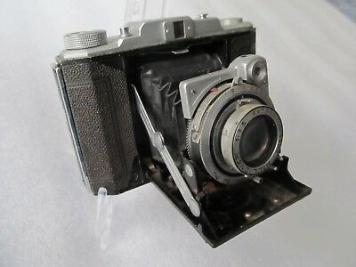 Vintage 1951 Sumida PROUD Model 51 - 120 roll film camera - Japan
