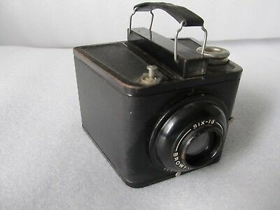 Cool 1930's Vintage Kodak: Six-16 Brownie Special 616 roll film camera - metal