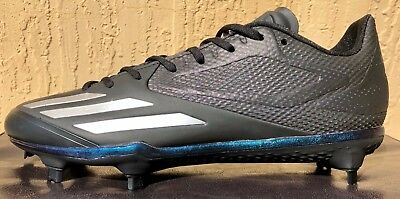 4f1b22d64bd5 Mens Adidas Adizero Afterburner 3 XENO Baseball Cleats Size 8-9-10-11