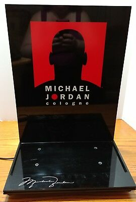 Vintage Michael Jordan Cologne Store Display