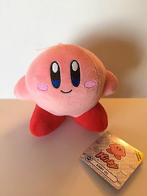 "Brand New Kirby Adventure All Star Collection 5"" Inches Soft Plush Little Buddy"