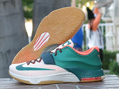 5be61250b54e Nike Kevin Durant KD VII 7 Miami Easy    Men s Basketball Shoes 653996-330
