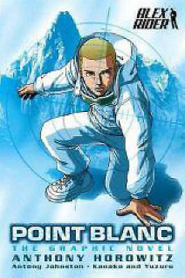 Point Blanc Graphic Novel-ExLibrary