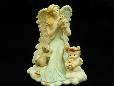 Vintage DREAMSICLES Heavenly Classics Angel, 1996, Kittens, Local Free Shipping