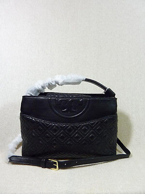 81388c621de TORY BURCH FLEMING Geo-Leather Clutch Shoulder Bag  44601 New with ...