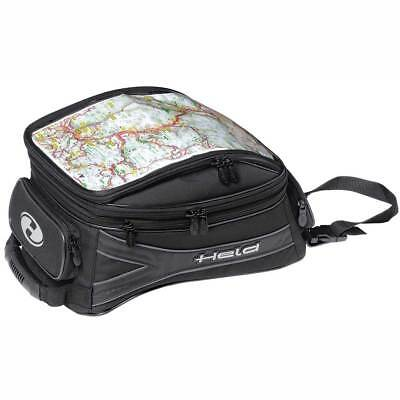 Motorcycle Held Expandable Tank Bag Tour 10-19L UK Seller