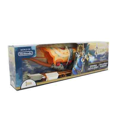 World of Nintendo LEGEND OF ZELDA Breath of the Wild Travelers Bow and Arrow