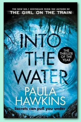 Into the Water - Paula Hawkins (Paperback) *BRAND NEW*