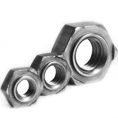 M5 M6 M8 M10 WELD ON NUTS Hexagon Stainless Steel A2 Screw/Bolt Welding DIN 929