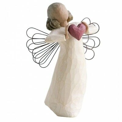 "Willow Tree by Susan Lordi  ""Angel With Love"" 13,5 cm  26182"