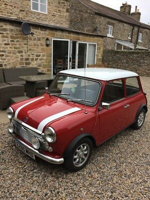 Mini 1000 Auto With Only 32000 Miles From New Fully Documented True Survivor Car