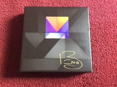Brian Eno Music For Installations Signed 6 Cd Box Set New