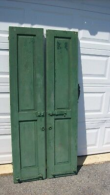 Antique Wooden Shutters (used)