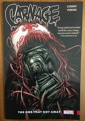 MARVEL: Carnage — The One That Got Away TPB