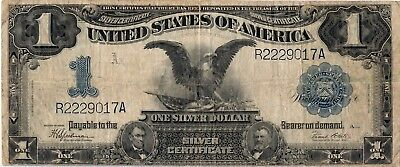 1 Dollar Serie 1899  Kat.Fr.-236 The Eagle Note Note Large Size Note