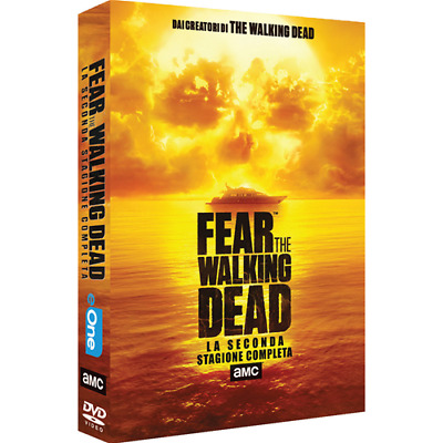 Fear The Walking Dead - Stagione 02 (4 Dvd)  [Dvd Nuovo]
