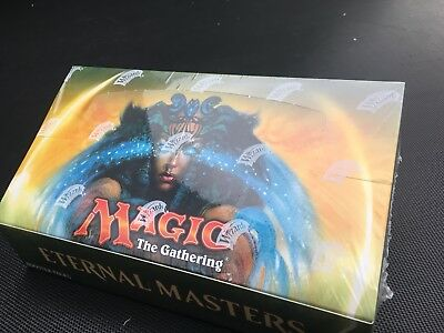 Magic: The Gathering Eternal Masters 24 Booster Box display sealed