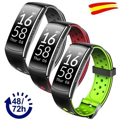 Pulsera Reloj Q8 Fitness New 2018 Waterproof Impermeable Androis IOS.Env  España
