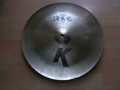 "Zildjian K 17"" China Becken"