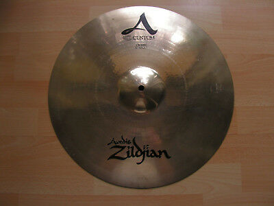 "Zildjian A-Custom 17"" Crash Becken"