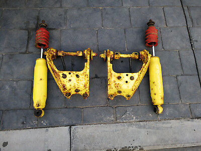 CALMINI ISUZU TROOPER Bighorn Rodeo Frontera Front Suspension Arms & Shocks