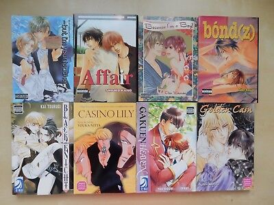$3 - Yaoi Manga in English, READ DESCRIPTION to choose from collection