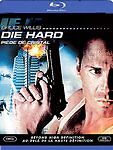USED BLU RAY - DIE HARD - Bruce Willis, Alan Rickman, Bonnie Bedelia,