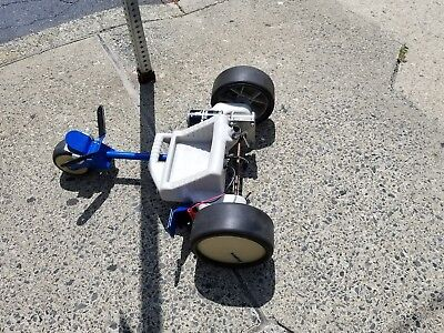 KANGAROO CADET ELECTRIC Motorized Golf Cart with battery Local ... on
