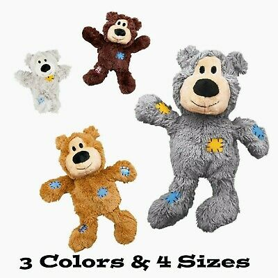 KONG Wild Knots Bear Dog Toy, Color Varies   (Free Shipping)