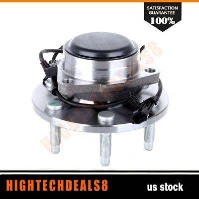 New Front Wheel Hub and Bearing Assembly for Chevrolet GMC Truck 2WD W/ABS