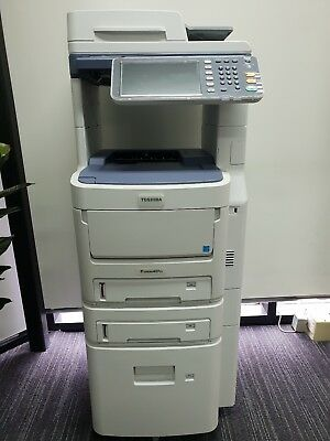 Toshiba e-Studio 407cs Colour Copy, Network Print,Scan to email, PDF Format