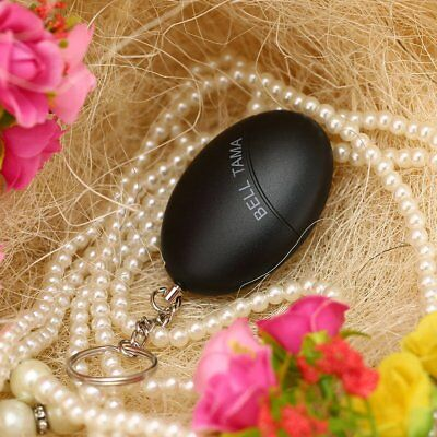 Egg Shape Self-Defense Scream Loud Anti-Attack Protective Women Girl Alarm