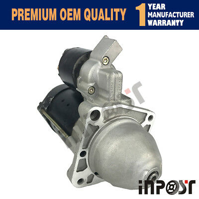 New Starter For Motor PEUGEOT FIAT Bus 0001218159 0986017020 LRT00132 2.2KW