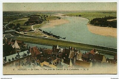 CPA - Carte postale- France -Nevers - La Loire - 1918