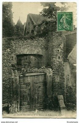 CPA - Carte postale- France -Montmorency - Ruine de l'Ancienne Eglise (CP3406