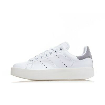 stan smith platform bianche