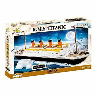Historical Collection - 600 piece R.M.S. Titanic