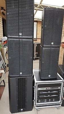 pa system used