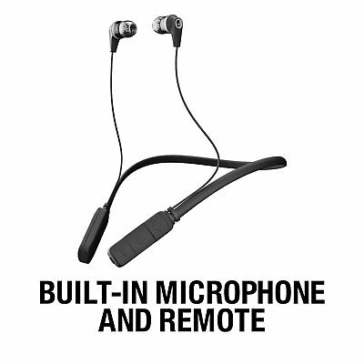 Skullcandy Ink'd Bluetooth Wireless Earbuds with Mic - Black (S2IKW-J509)™
