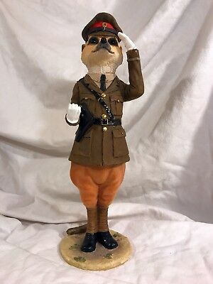 Enesco - Country Artists - Magnificent Meerkats - Monty Meerkat CA02900