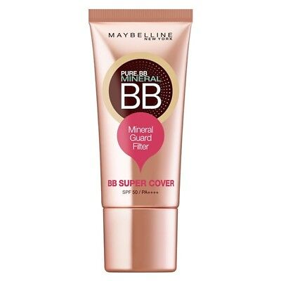 Pure Mineral BB Moist 24 SPF35 by Maybelline #16
