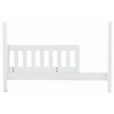 Toddler Bed Kit Safety Rail for Young America Cribs - White/Starlight/Cotton