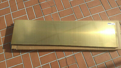 Custom Size Engraved NAVAL BRASS