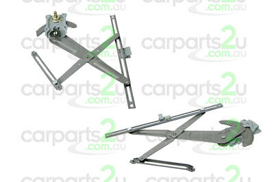 TO SUIT TOYOTA LANDCRUISER 80 SERIES  WINDOW REGULATOR 01/90 to 01/98 RIGHT