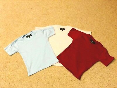 Baby/Toddler 100% Cotton 3 Pack T shirts!! Best prices and Utmost Comfort!