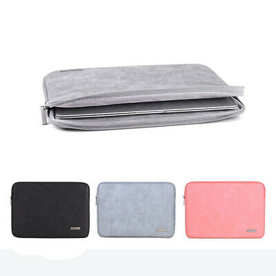 New Soft Shockproof Laptop Notebook Sleeve Case Bag Cover Pouch 13 14 15 inch