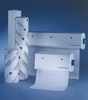 Halyard Kimberly Clark Medical Small Versa Towel White Carton (16 Rolls)