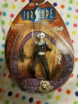 Farscape  Series 1 Toy vault Chiana Armed And Dangerous FSOO8